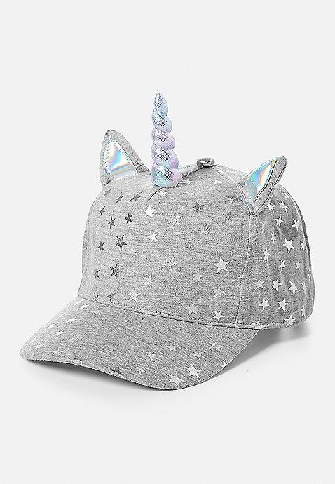 Unicorn Star Baseball Cap  2e7853c31504