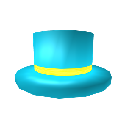 Blue Top Hat Roblox Roblox Blue Tops Doggy