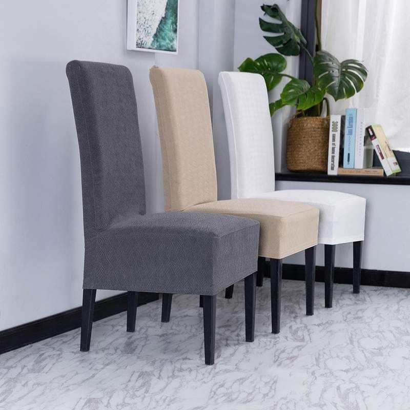Chair Cover Wide Seat Sunailoom In 2020 Dining Room Chair Covers Chair Soft Chair