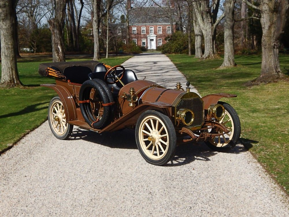 1911 mercer type 35 toy tonneau mercer automobile co for Motor vehicle in trenton new jersey
