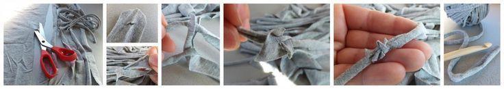 Photo of 1 Paar Topflappen 18 x 18 cm ☀ weiß / grau ☀ reine Baumwolle, gehäkelt von…