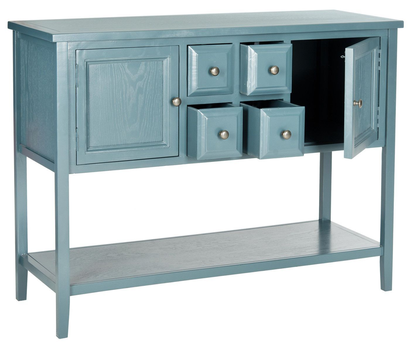 Charlotte Storage Sideboard Slate Teal | Products | Pinterest | Products