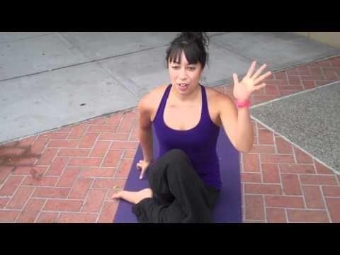 bikram yoga san diego seated twist lower back stretch