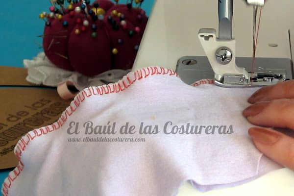 Coser Telas Elásticas Con Máquina Casera Trucos Para Coser Como Coser A Maquina Tutoriales De Costura