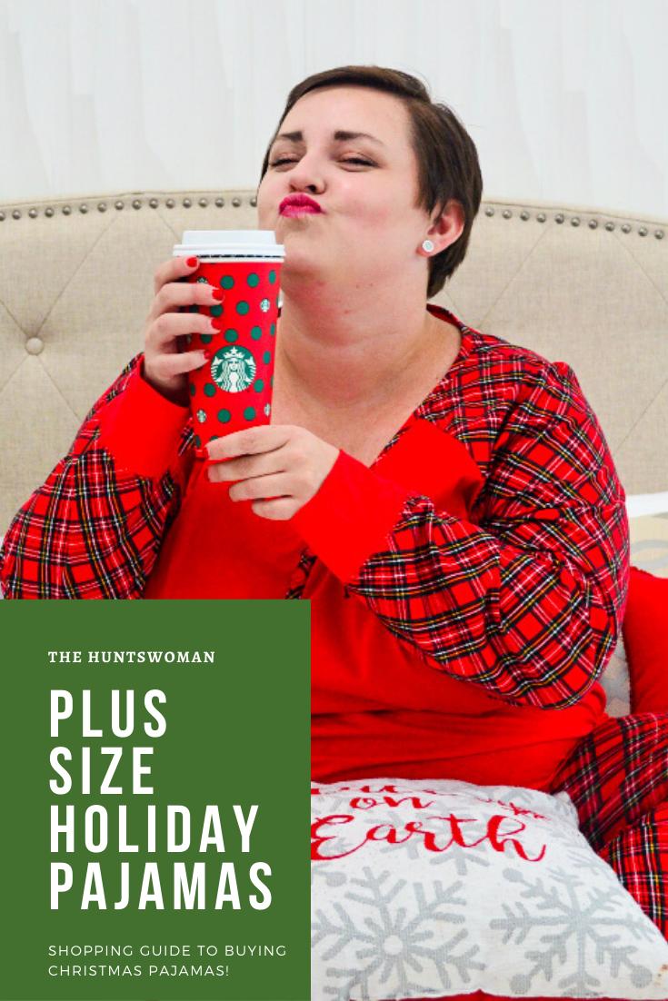 Plus Size Christmas Pajamas With Cacique Holiday Pajama Sets Holiday Pajamas Christmas Pajamas