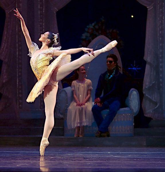 The Nutcracker Ballet #lovelovelove