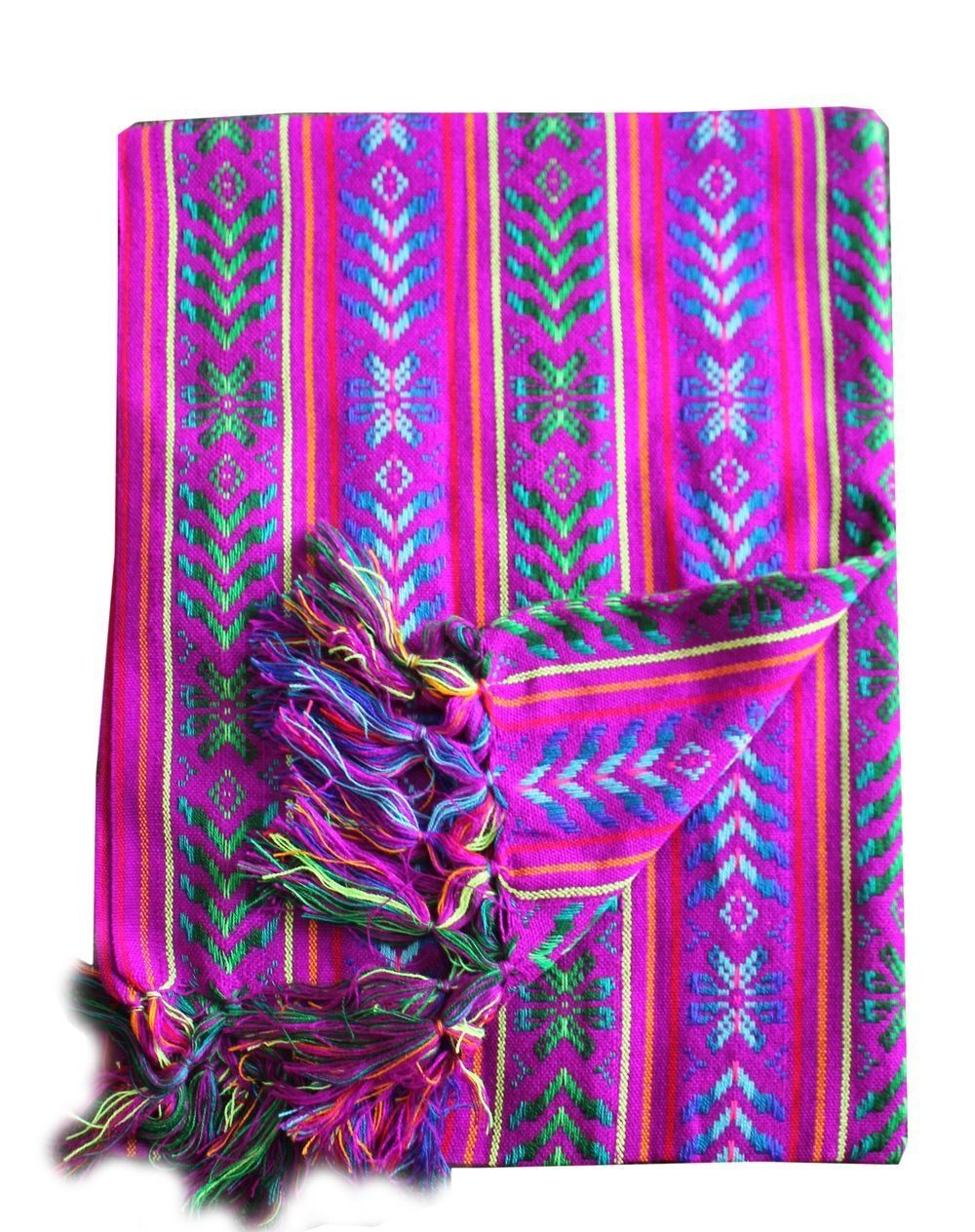 Amazon.com: Del Mex Mexican Rebozo Shawl Blanket Doula: Clothing ...