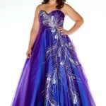 Plus size prom dresses with Beautiful and Unique Designs | Wedding Dresses Inspiration