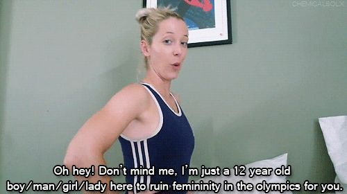 Jennamarbles Jenna Marbles Some Idiot How Sports Bras
