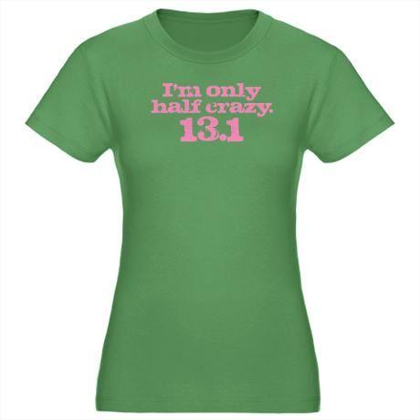 half marathon shirt?