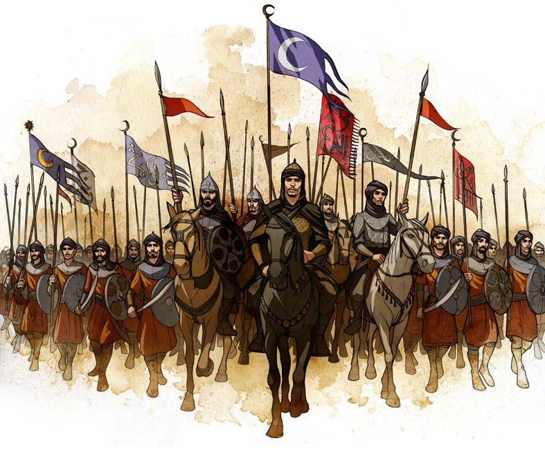 Almohads reinforces the Emirate of Granada  1fc84e2b0611e9c7d9de661b95ec7e75