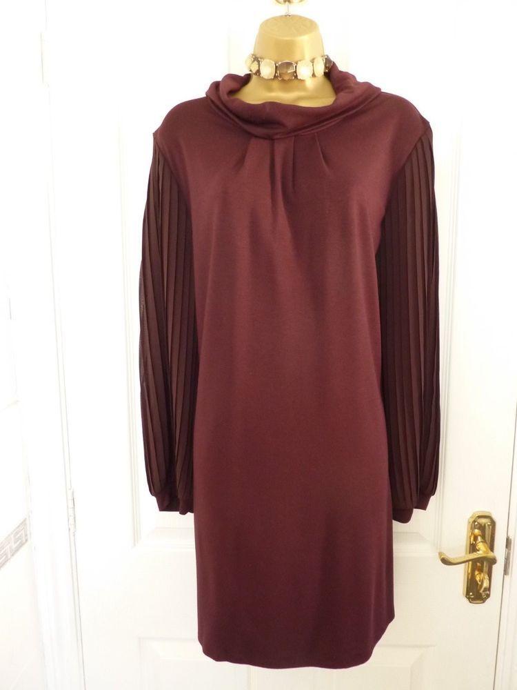 3d9e5e8df99 LADIES SIZE UK 20 BETTY JACKSON BLACK DEBENHAMS LONG TUNIC TOP / SMOCK  DRESS #fashion #clothing #shoes #accessories #womensclothing #dresses (ebay  link)