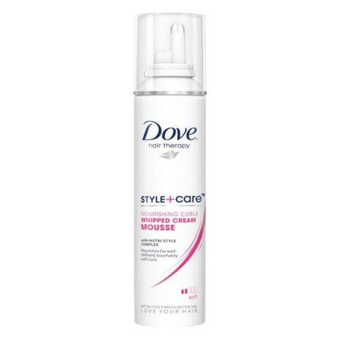 Dove Beauty Style Care Curls Defining Mousse 7oz Hair Mousse Dove Beauty Mousse