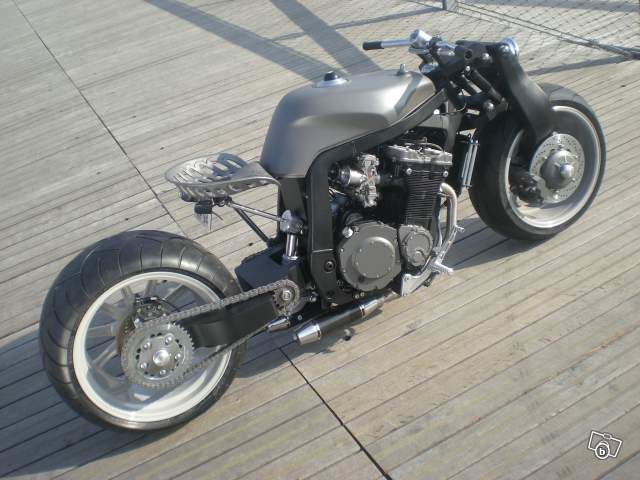Tractor Seat Motorcycle : I don t care for the tractor seat but love front