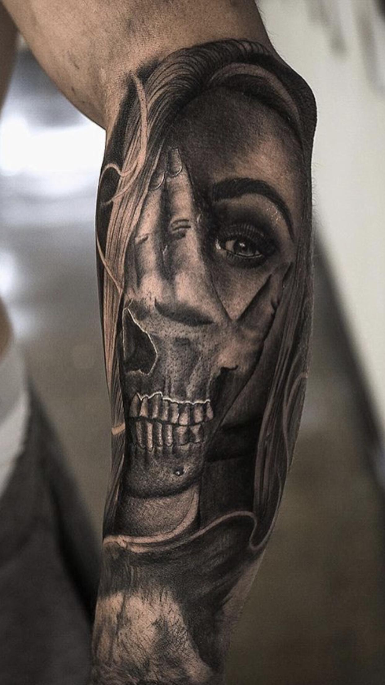 E33w3 3 Forearm Sleeve Tattoos Skull Sleeve Tattoos Sleeve Tattoos