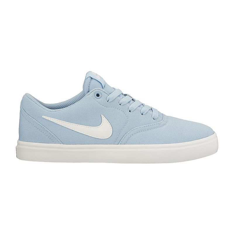 2d5f3519bbd Nike Check Solar Canvas Womens Skate Shoes | Products in 2019 ...