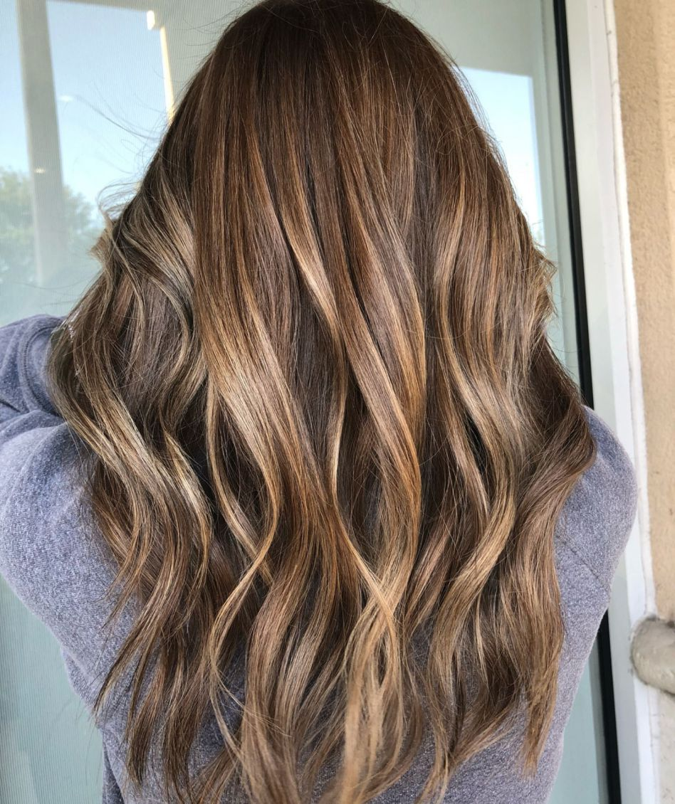 50 Ideas For Light Brown Hair With Highlights And Lowlights Brown Hair With Highlights And Lowlights Brown Hair With Highlights Highlights For Dark Brown Hair