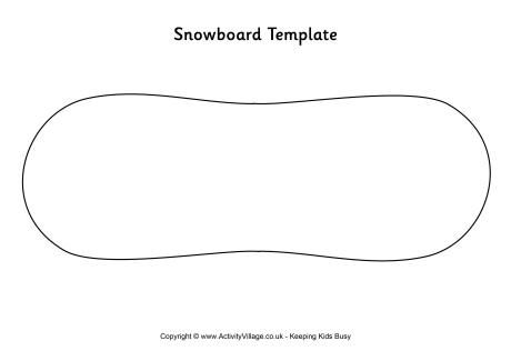 Snowboard Template Art Snowboard Snowboard Design Snowboarding