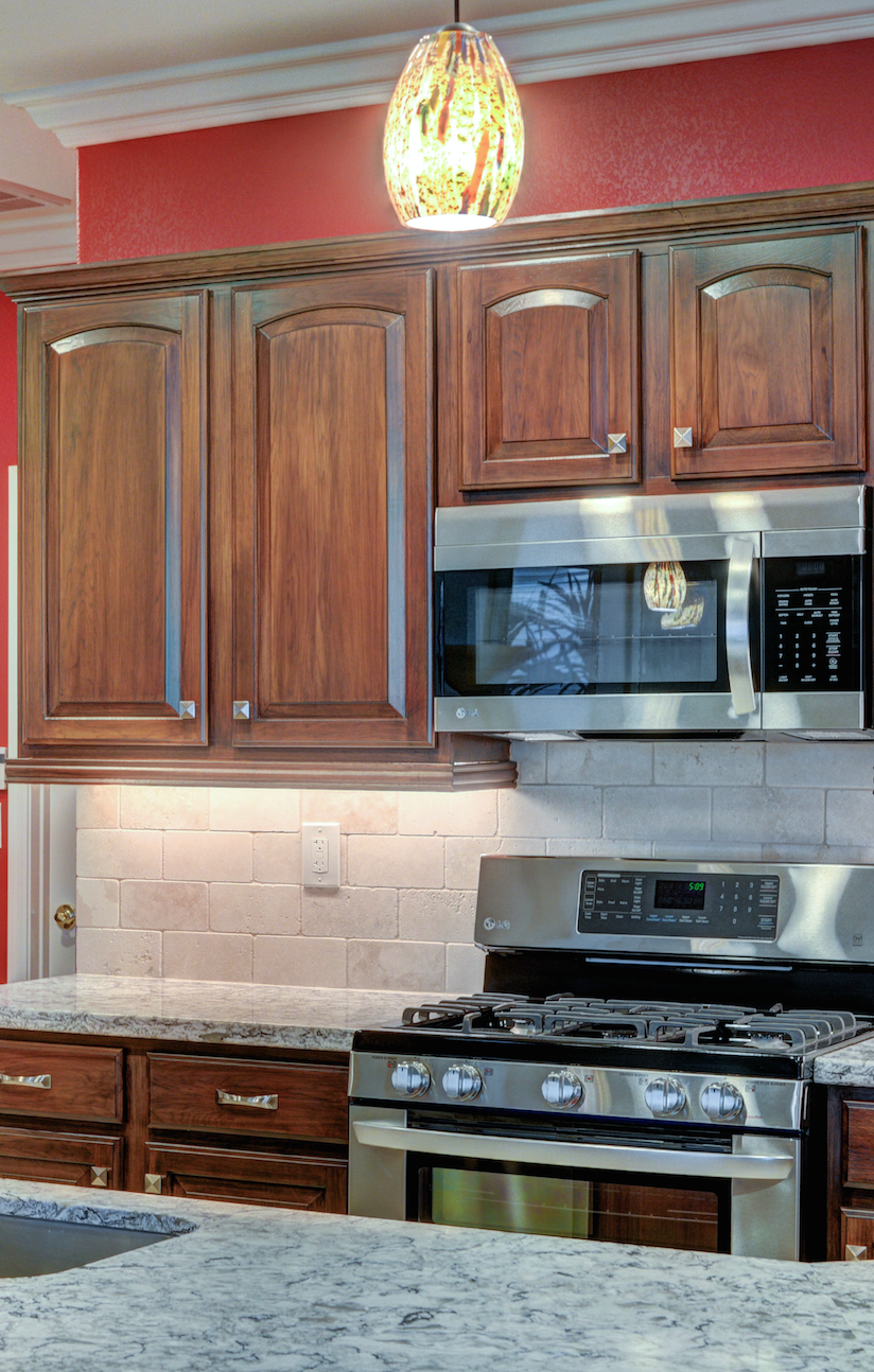 Traditional #kitchencabinets installed by Las Vegas # ...