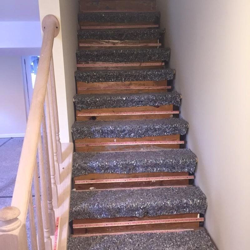 Best Awesome How To Install Carpet Padding On Steps And View 400 x 300