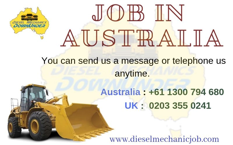 If You Are Getting A Job For A Road Construction Or A State Agency You Will Get The Best Chance Of Consistency And Con Mechanic Jobs Diesel Mechanics Mechanic