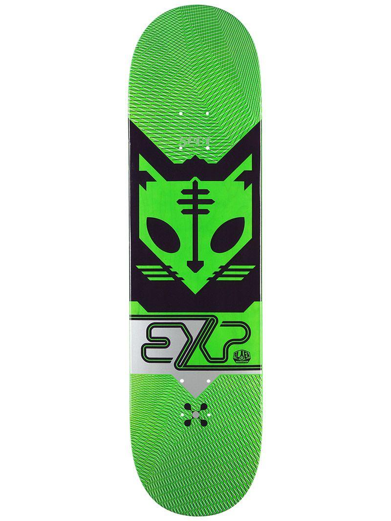 Alien Workshop Fox Exp Md Skateboard Deck 44 99 Skateboard Art Skateboard Decks Alien Workshop