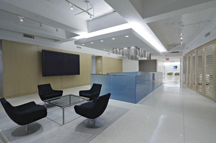 Ion Media Networks, New York, NY L BR Design Associates L Commercial  Interior Design