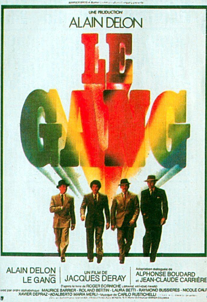 Le Gang Film Complet Alain Delon Films Complets Delon