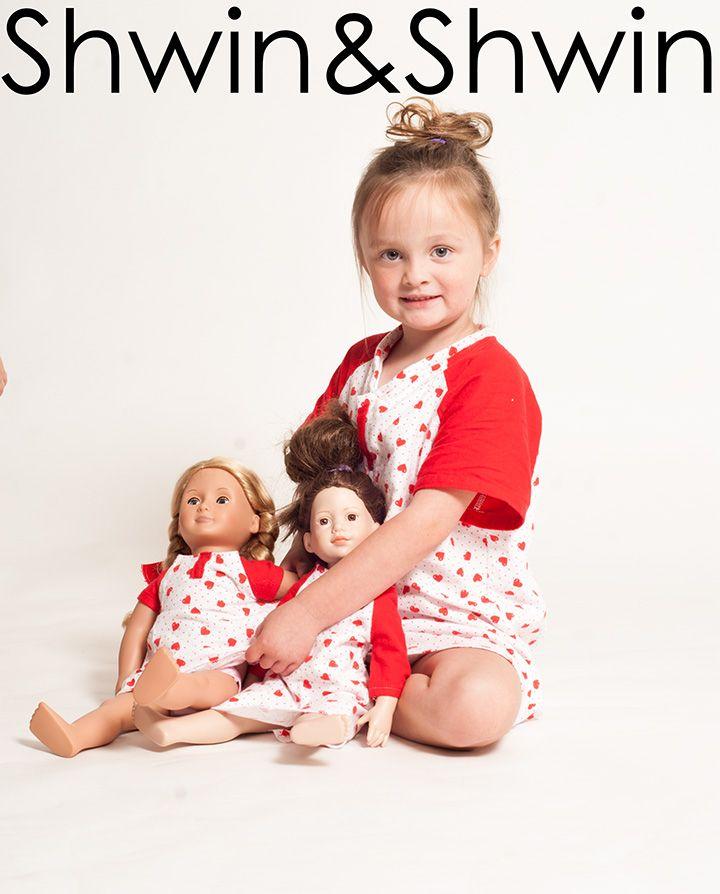 Puppennachthemd | Puppenkleider nähen | Pinterest | Puppenkleider ...