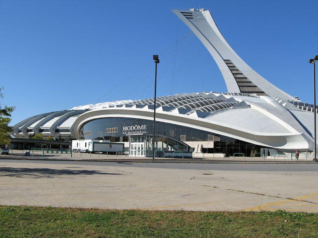 Montreal Biodome Montreal Biodome Biodome East Coast Travel Famous Buildings