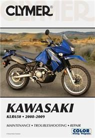 Clymer Kawasaki Manual Klr650 08 15 31 95 Clymer Motorcycle Repair Kawasaki