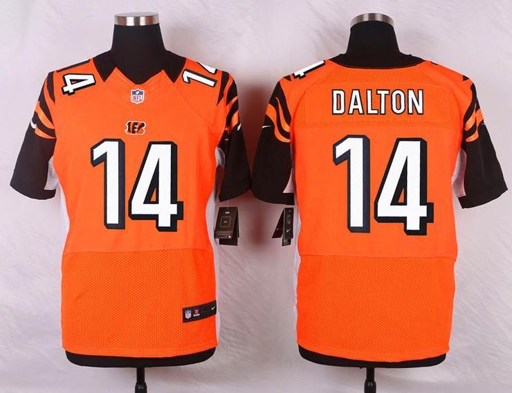 check out bebcb 0f4e8 Men 14 Andy Dalton Jersey Football Cincinnati Bengals Jersey ...
