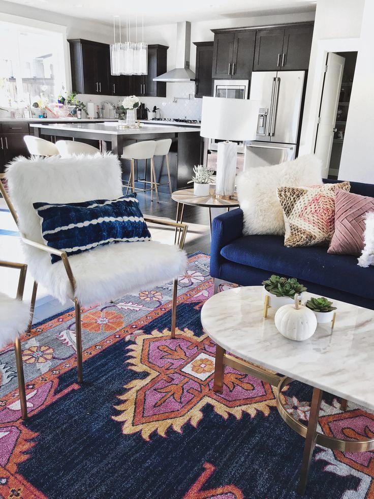 Living Room Reveal #livingroom