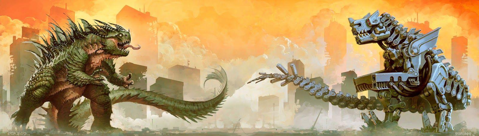 The King of Fatboss: Gojira, Godzilla, Tomayto, Tomahto