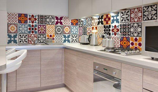 adesivo-para-azulejo-jpg (600×351) casas Pinterest Papel