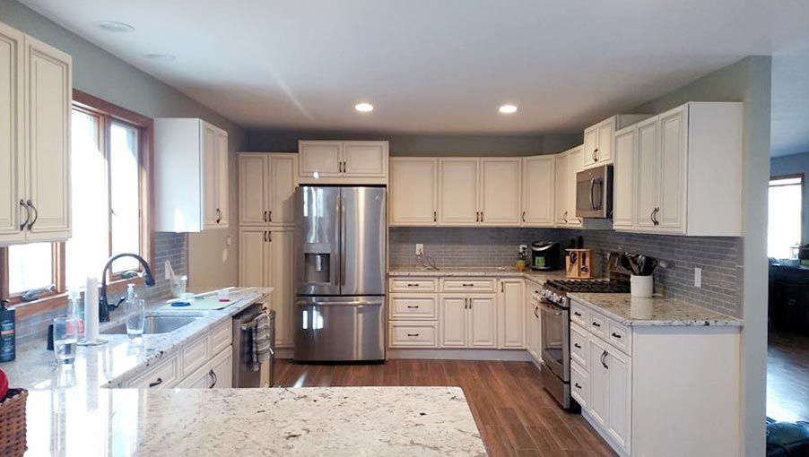 Pearl Kitchen Cabinet Muse Total Cost 7 656 Cost Of Kitchen Cabinets Assembled Kitchen Cabinets Online Kitchen Cabinets