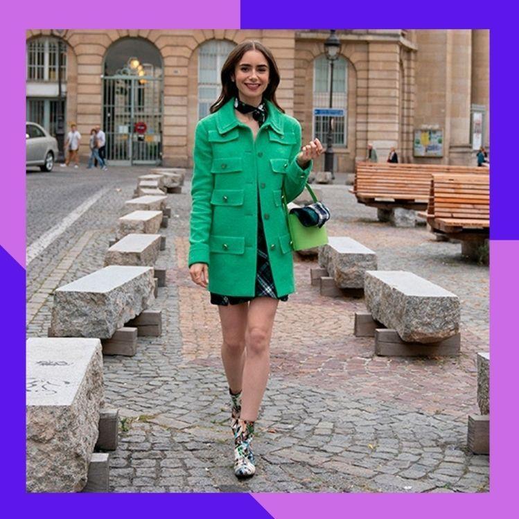 5 prendas de Emily in Paris que debes de tener