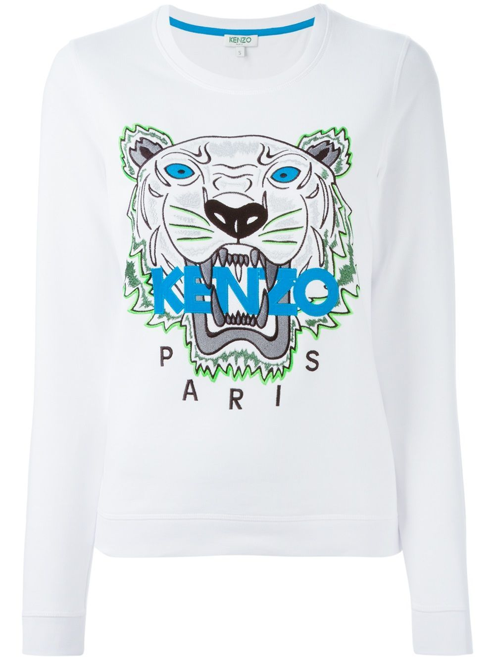 Kenzo Tiger Sweatshirt Farfetch Kenzo Tiger Sweatshirt Tiger Sweatshirt Sweatshirts [ 1334 x 1000 Pixel ]