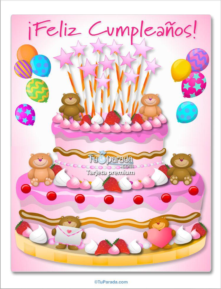 Torta Gigante En Rosa Suave Saludos Gigantes Tarjetas Postales Gratis Feliz Día Nombres Feliz Cumpleaños Niña Feliz Cumpleaños Feliz Cumpleaños Atrasados