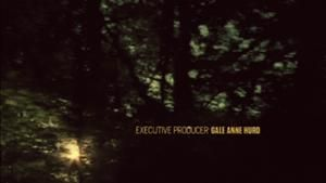 EXECUTIVE PRODUCER - GALE ANNE HURD / Season 5 - The Walking Dead opening Credit