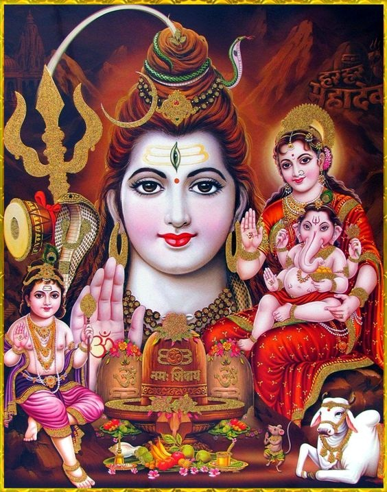 Shiv Parivar Hd Images, Wallpaper, Photos, Pics, Free Download
