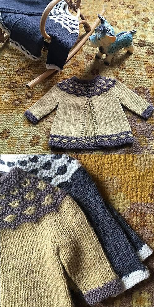 Free Knitting Patterns For Toddlers Cardigans Baby Stuff