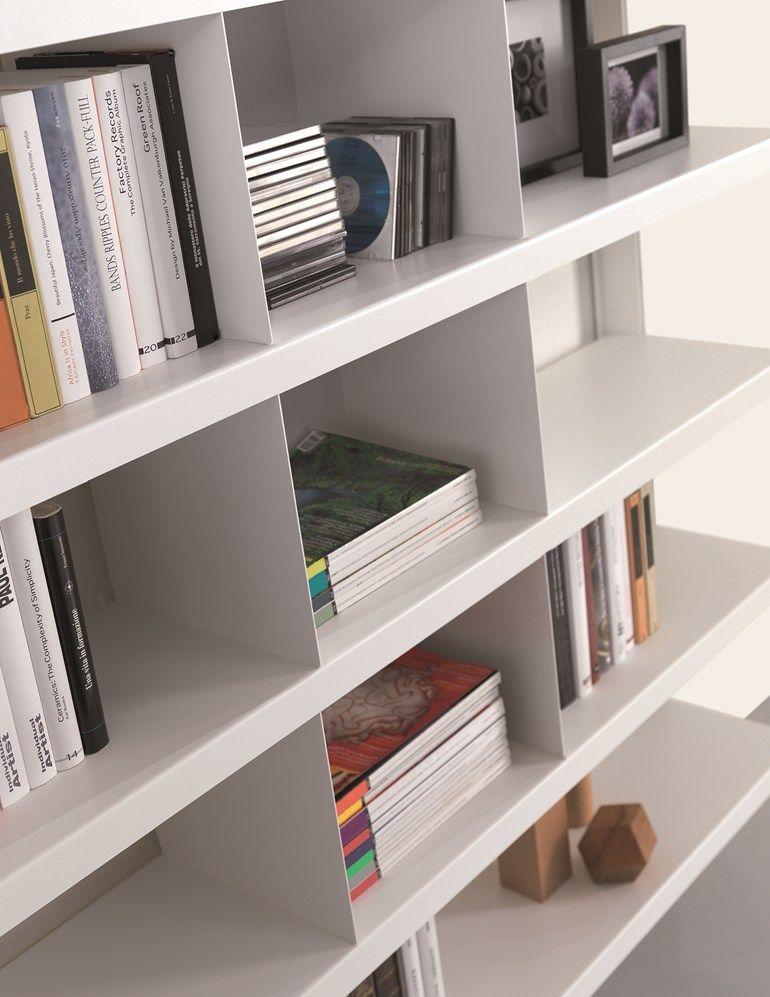 Big Home Wall Mounted Bookcase By Caimi Brevetti Design Marc Sadler Bookcase Big Houses Bookcase Design