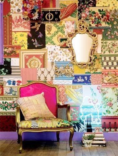 Decora La Vida Frida: Patchwork na Decor