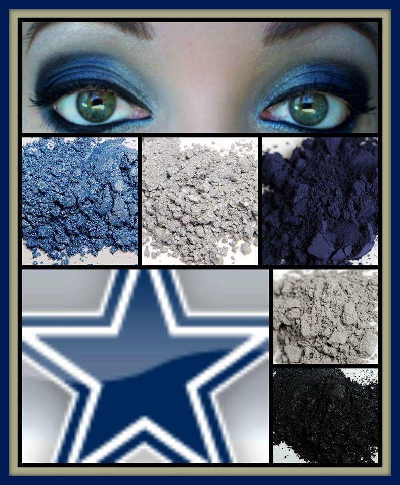 Football eyes!