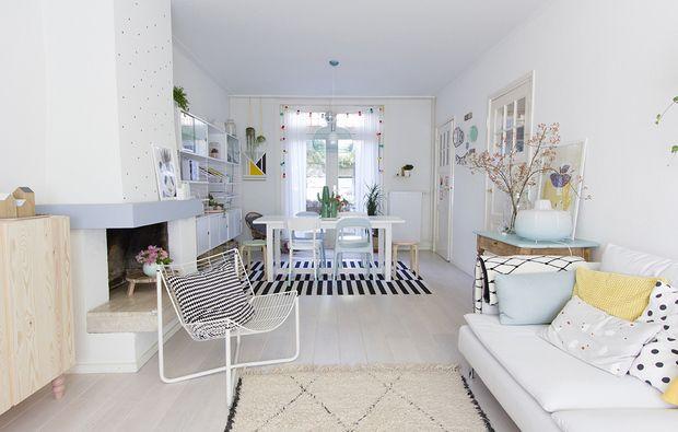 3 mosse per trasformare in stile nordico il tuo soggiorno | nordic ... - Soggiorno Nordico