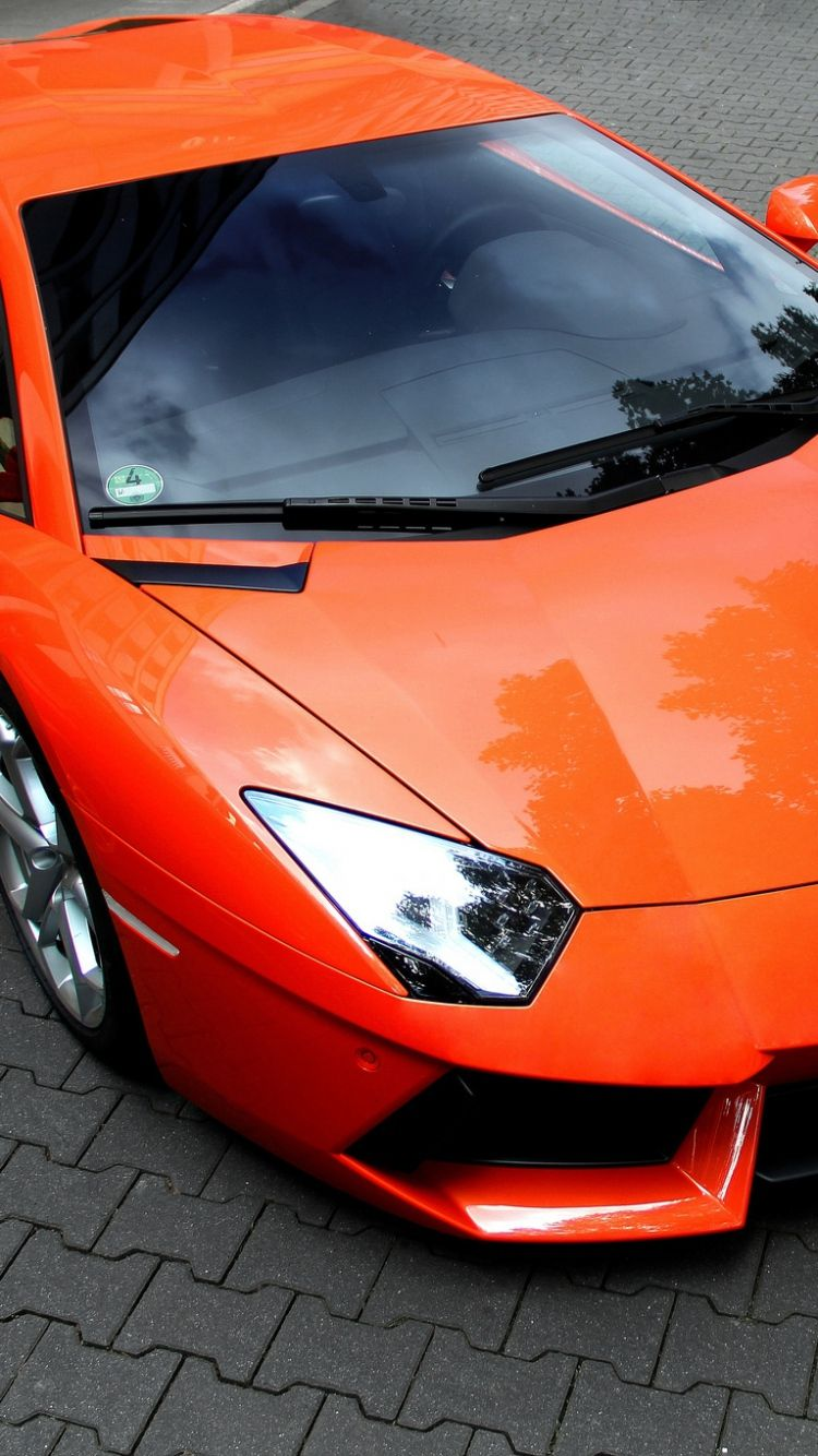 Lamborghini Orange Colors Orange Mix Pinterest