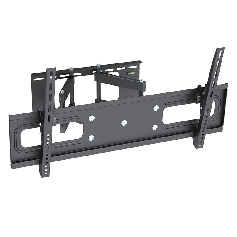 crest full motion large lcd tv wall mount bracket full on tv wall mounts id=75688