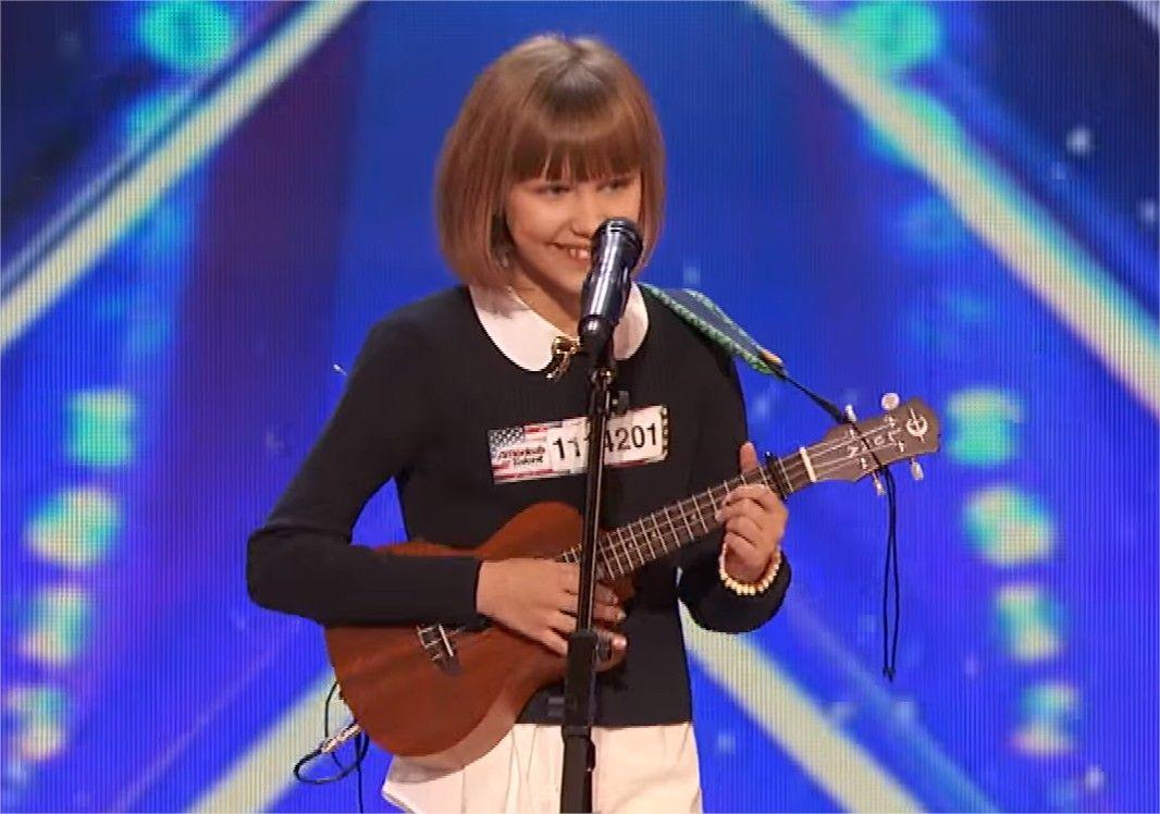 Grace VanderWaal se rappellera très longtemps de son audition à l'émission America's Got Talent. Ce 7 juin, la fillette de 12 ans a effectué une performance remarquable.