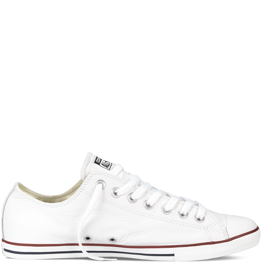 Chuck Taylor All Star Lean Leather White white 65$